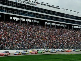 O'Reilly Auto Parts 500 - Monster Energy Cup Series Spring Race at Texas Motor Speedway