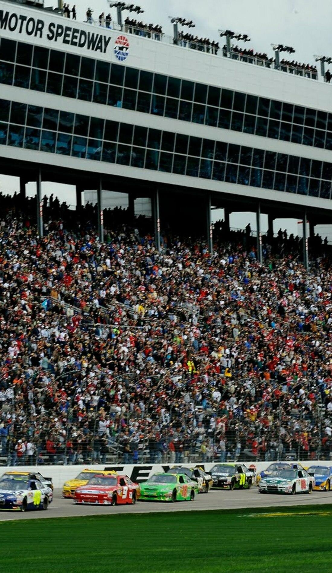 A Texas Motor Speedway Race live event