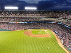 Advertisement - Tickets To Texas Rangers