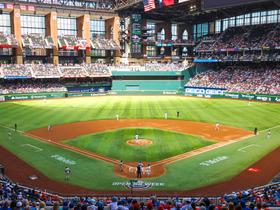 Texas Rangers at Minnesota Twins