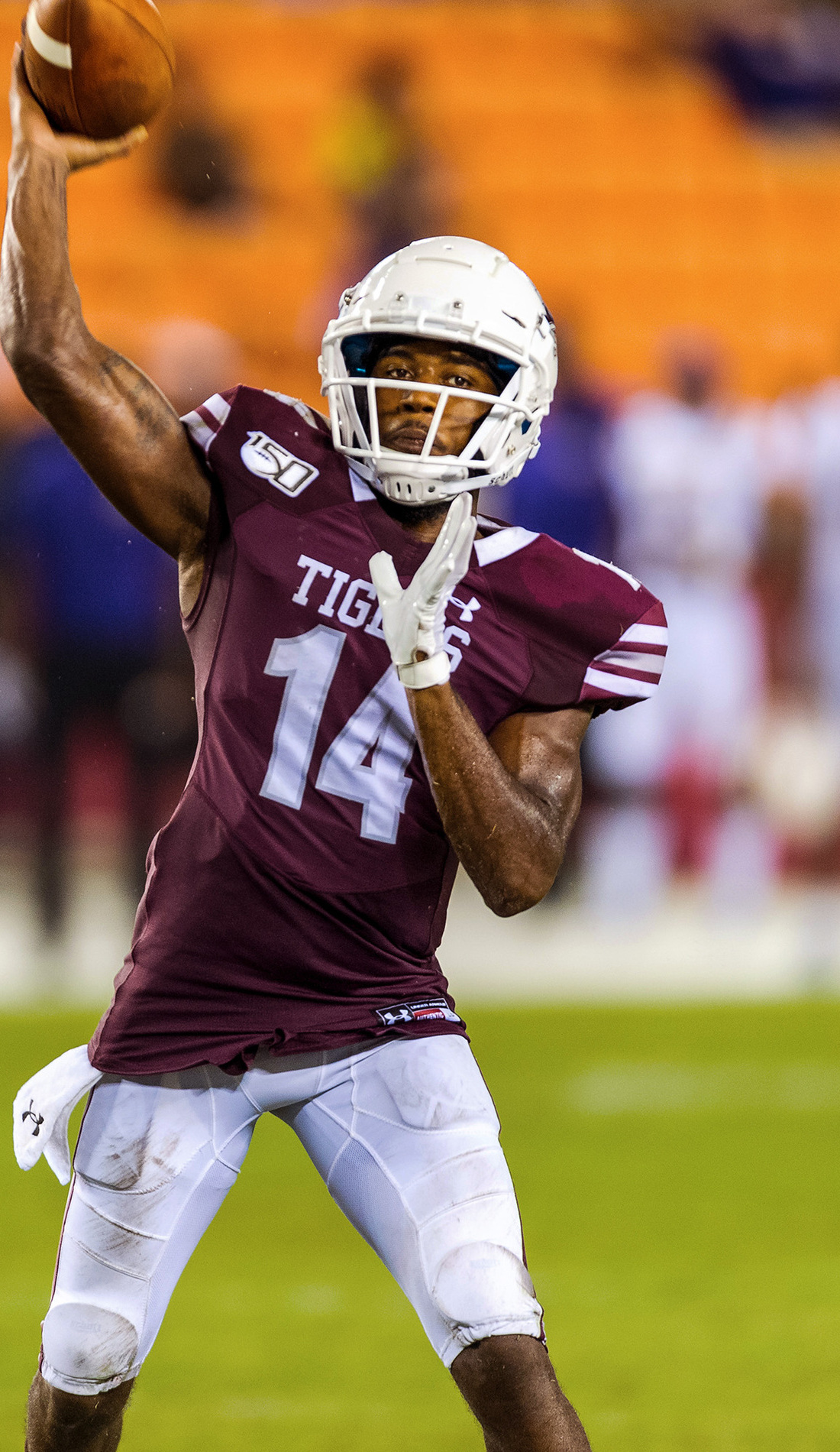 A Texas Southern Tigers Football live event