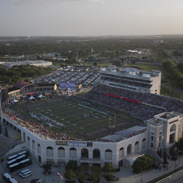 Texas State Bobcats Football