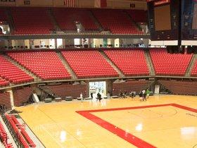 NCAA Tournament Tulsa - Session 1 - Texas Tech vs. Northern Kentucky, Buffalo vs. ASU
