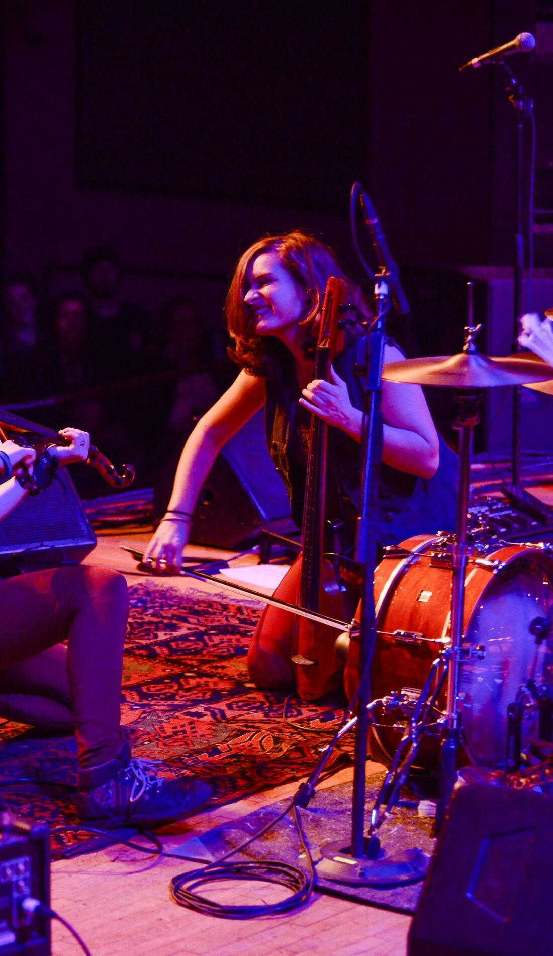 A The Accidentals live event