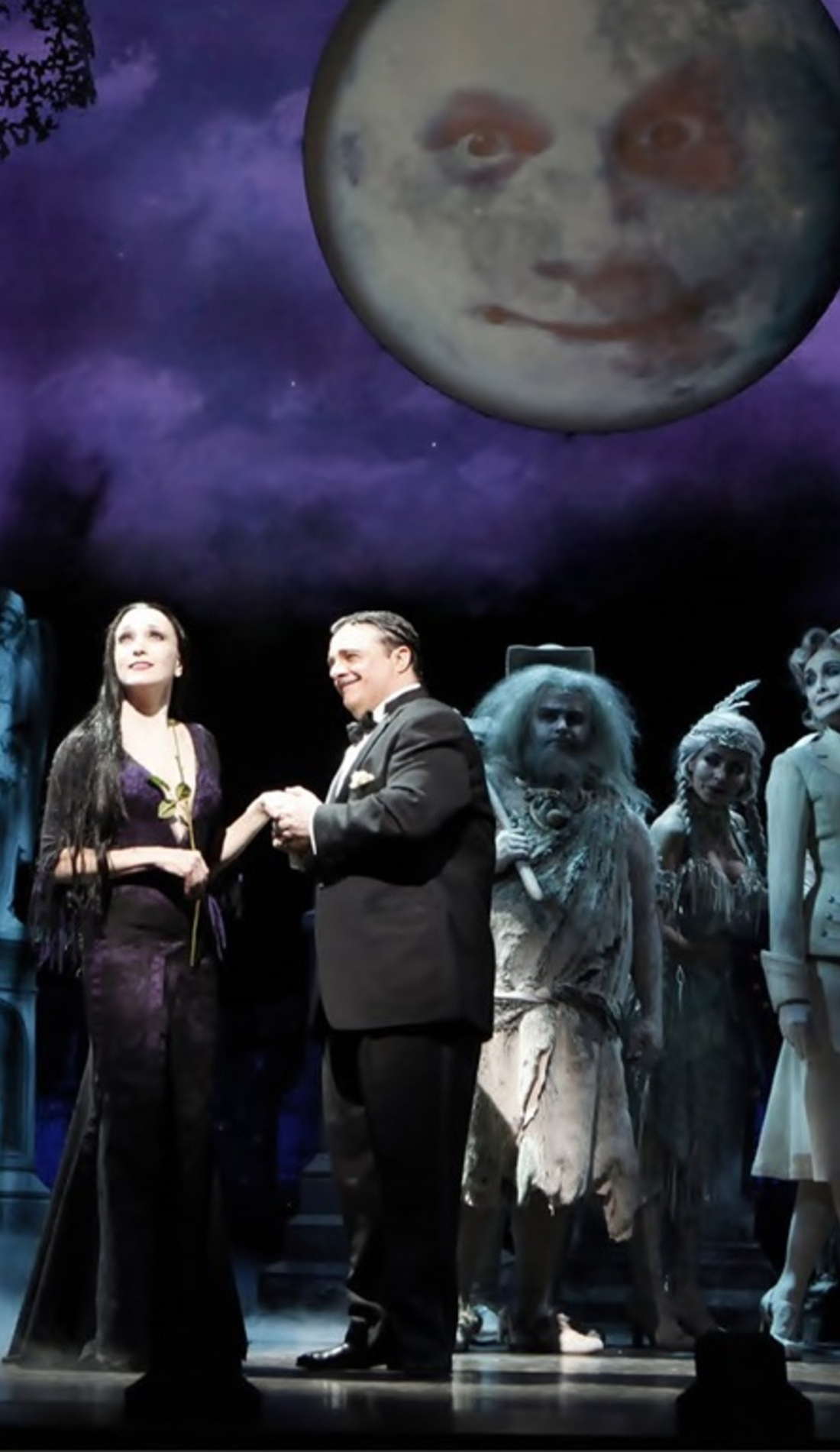 A The Addams Family live event
