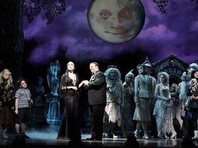 The Addams Family - Savannah
