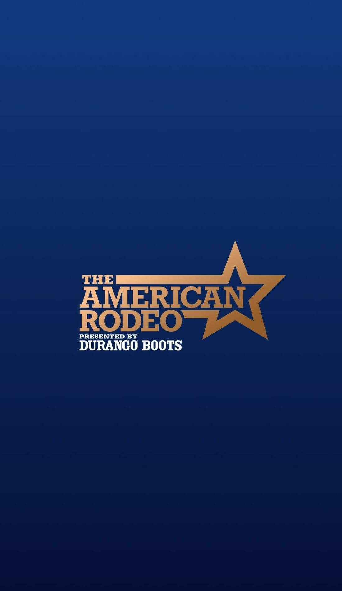 A The American Rodeo live event