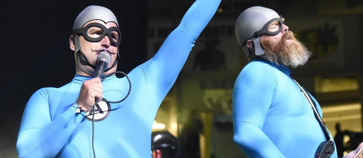 The Aquabats Tickets