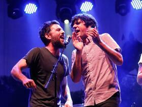 The Avett Brothers with Langhorne Slim