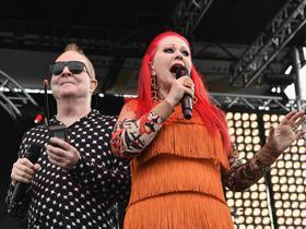 Boy George & Culture Club, & The B-52s