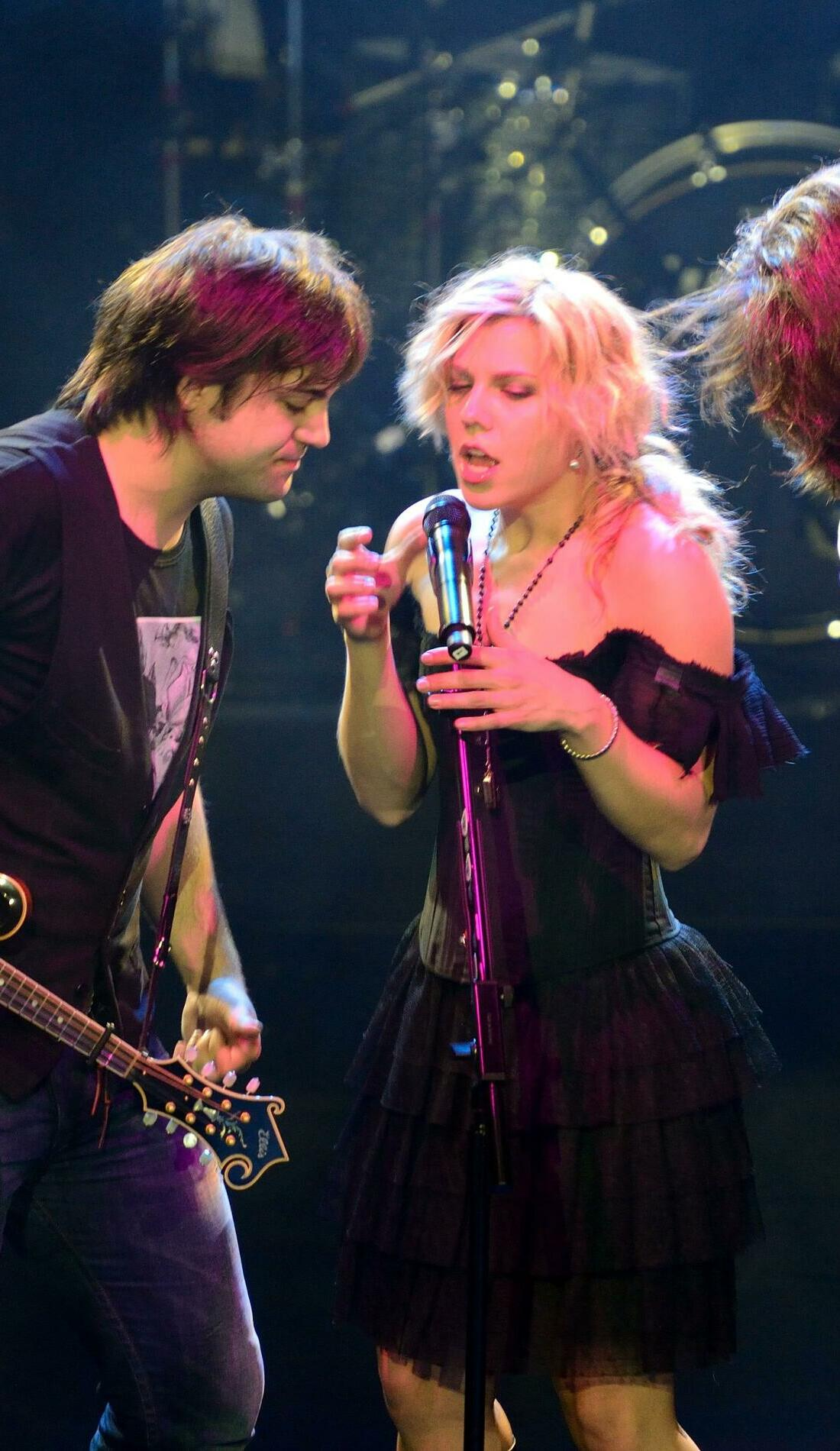 A The Band Perry live event