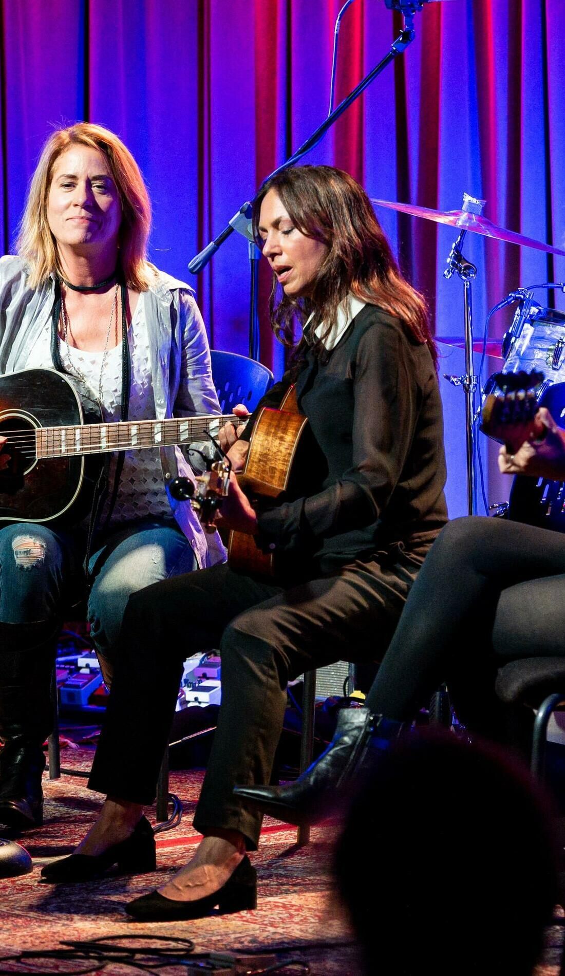 A The Bangles live event