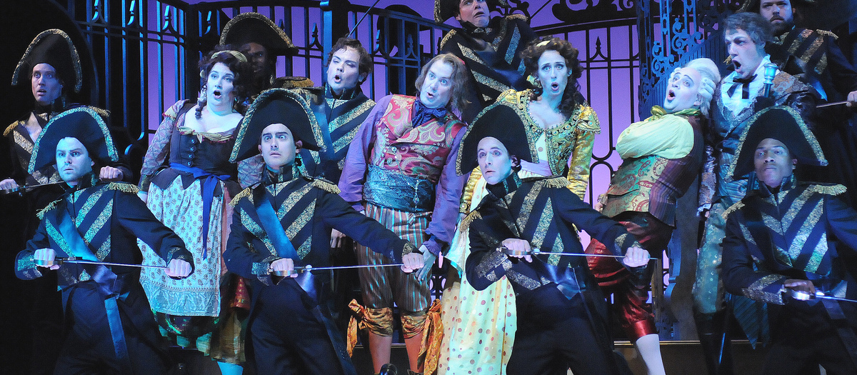 The Barber of Seville Tickets
