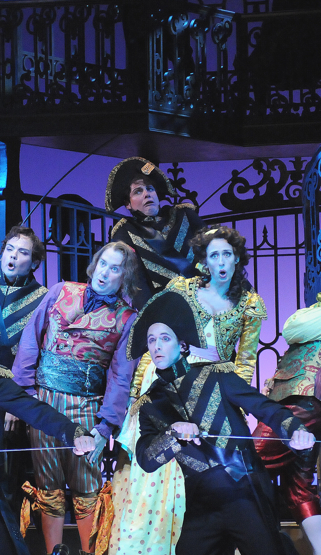 A The Barber of Seville live event