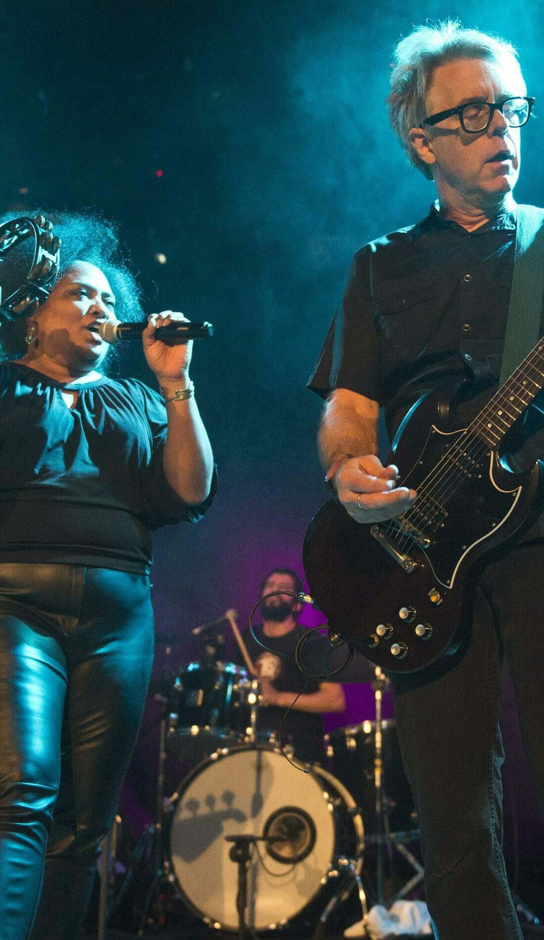 A The BellRays live event