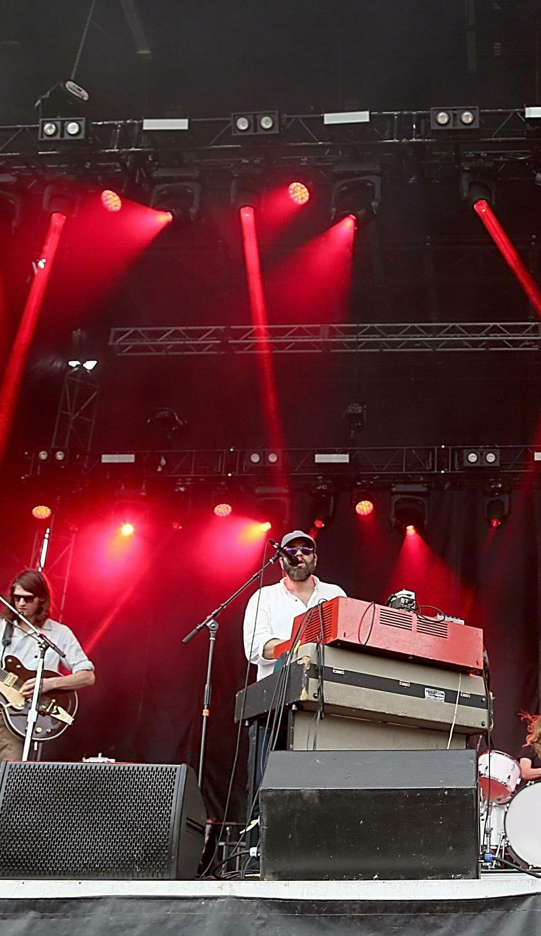 A The Black Angels live event