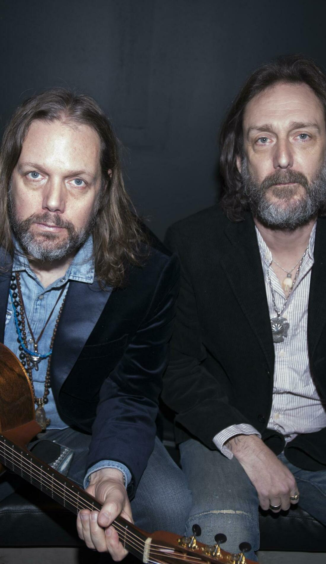 A The Black Crowes live event