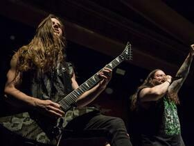 The Black Dahlia Murder with Carnifex and Rivers Of Nihil and After The Burial tickets