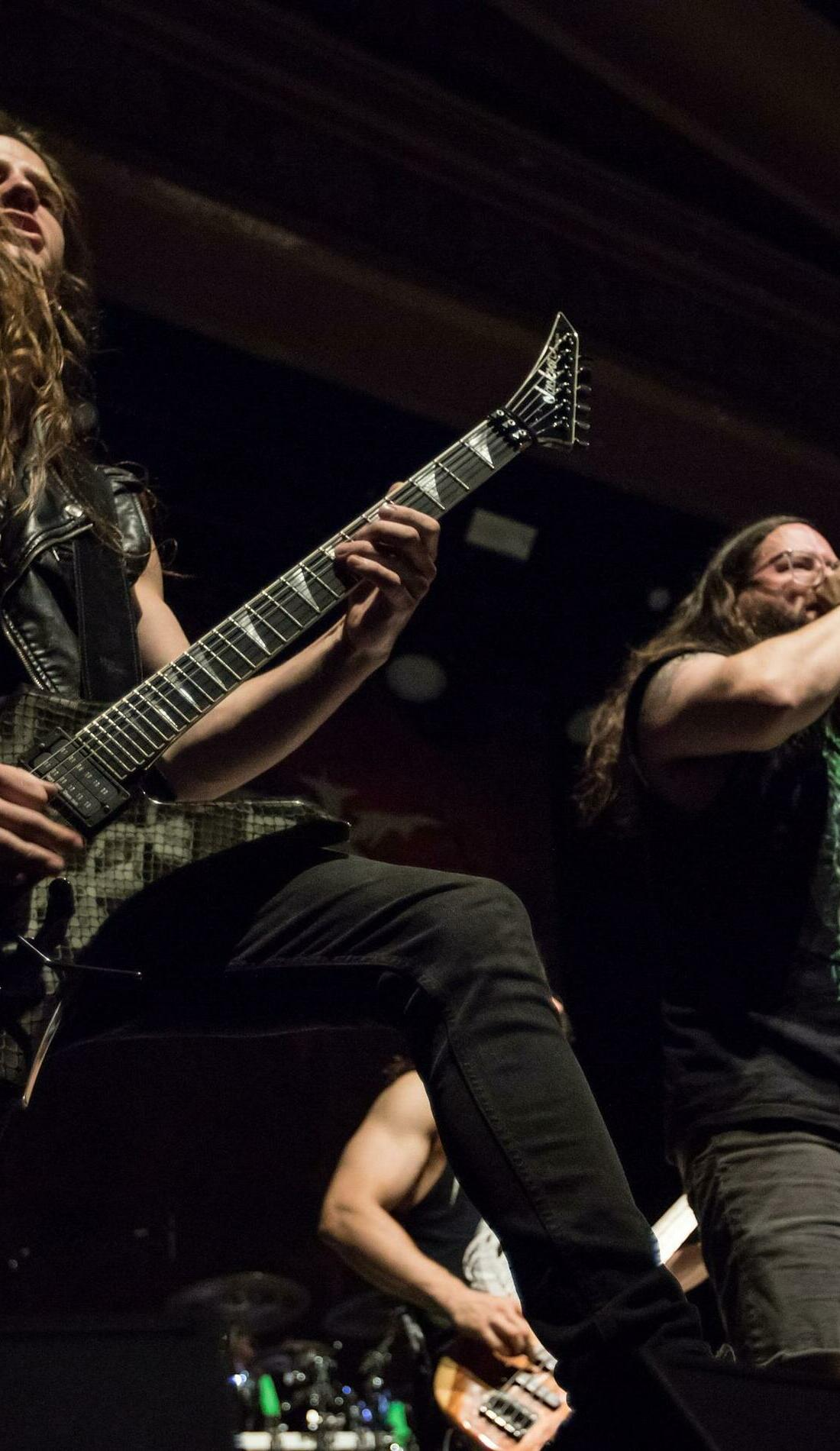 A The Black Dahlia Murder live event