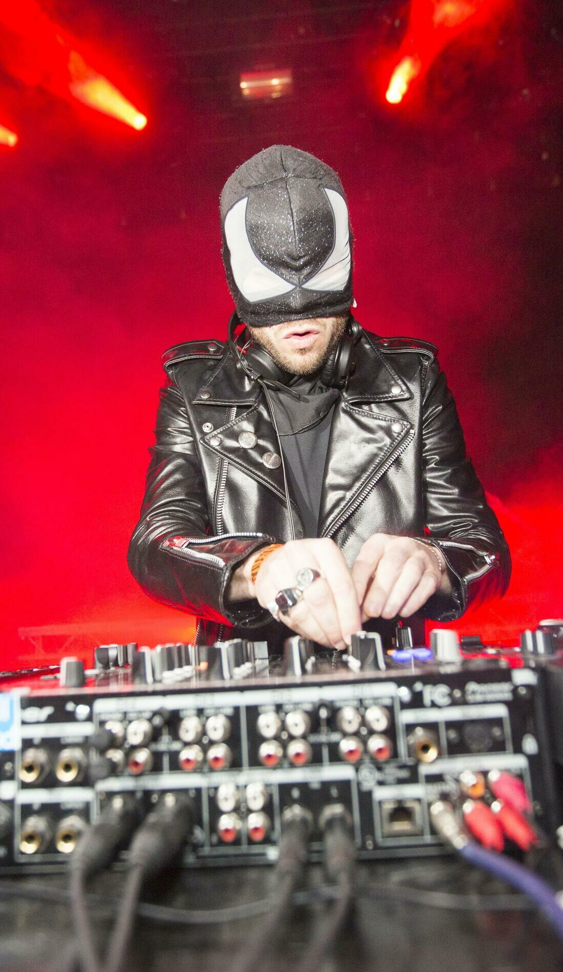 A The Bloody Beetroots live event