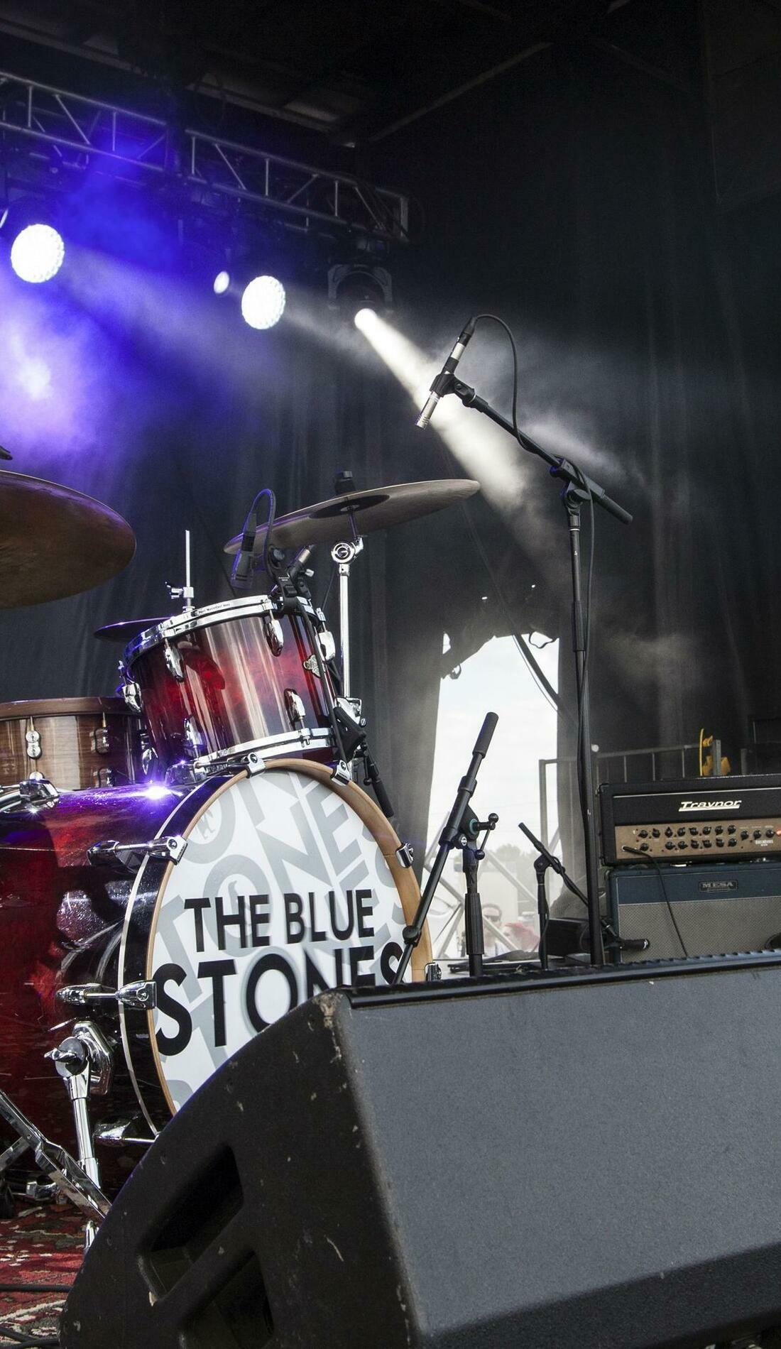 A The Blue Stones live event