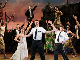 Advertisement - Tickets To The Book of Mormon