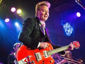 The Brian Setzer Orchestra with Lara Hope And The Ark-Tones