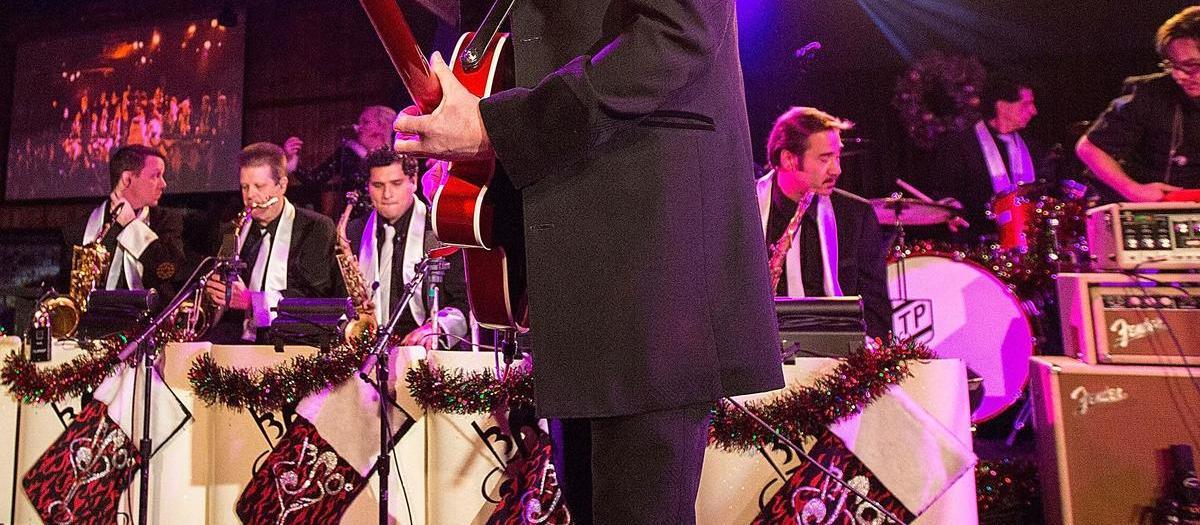 The Brian Setzer Orchestra Tickets