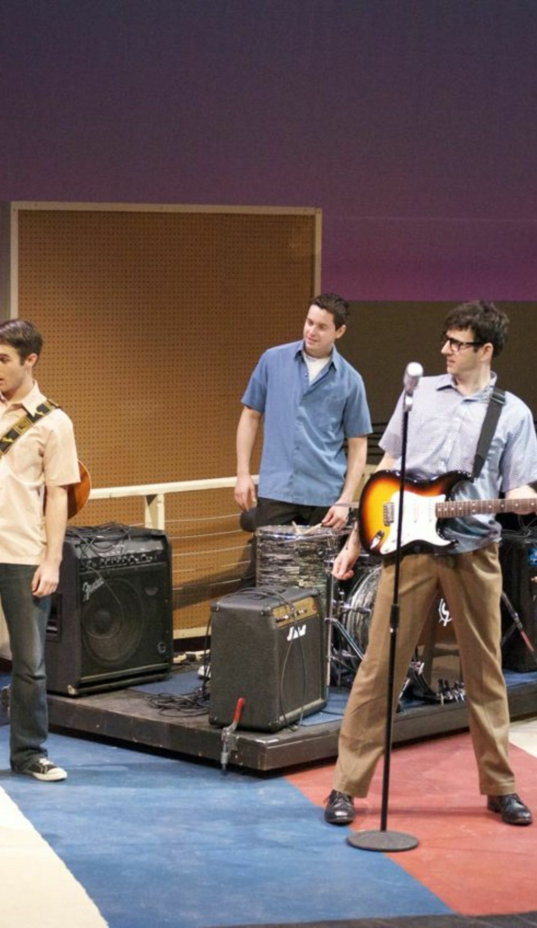 A The Buddy Holly Story live event