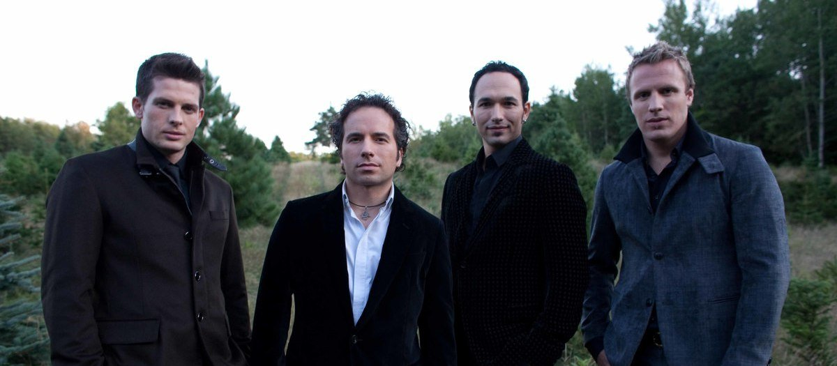 The Canadian Tenors Tickets