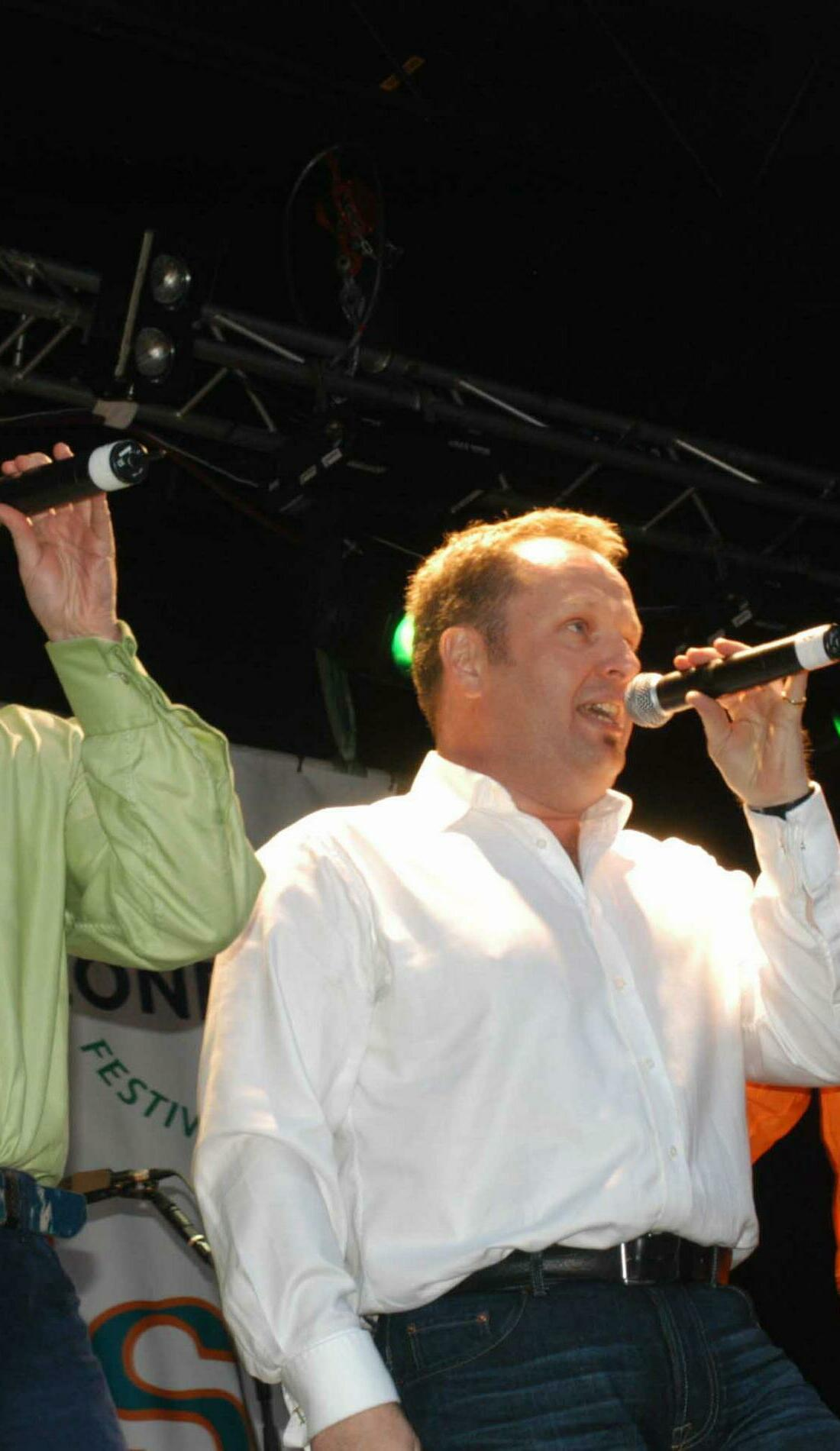 A The Celtic Tenors live event