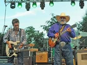 Travis Tritt with The Charlie Daniels Band and Lee Roy Parnell and The Marshall Tucker Band