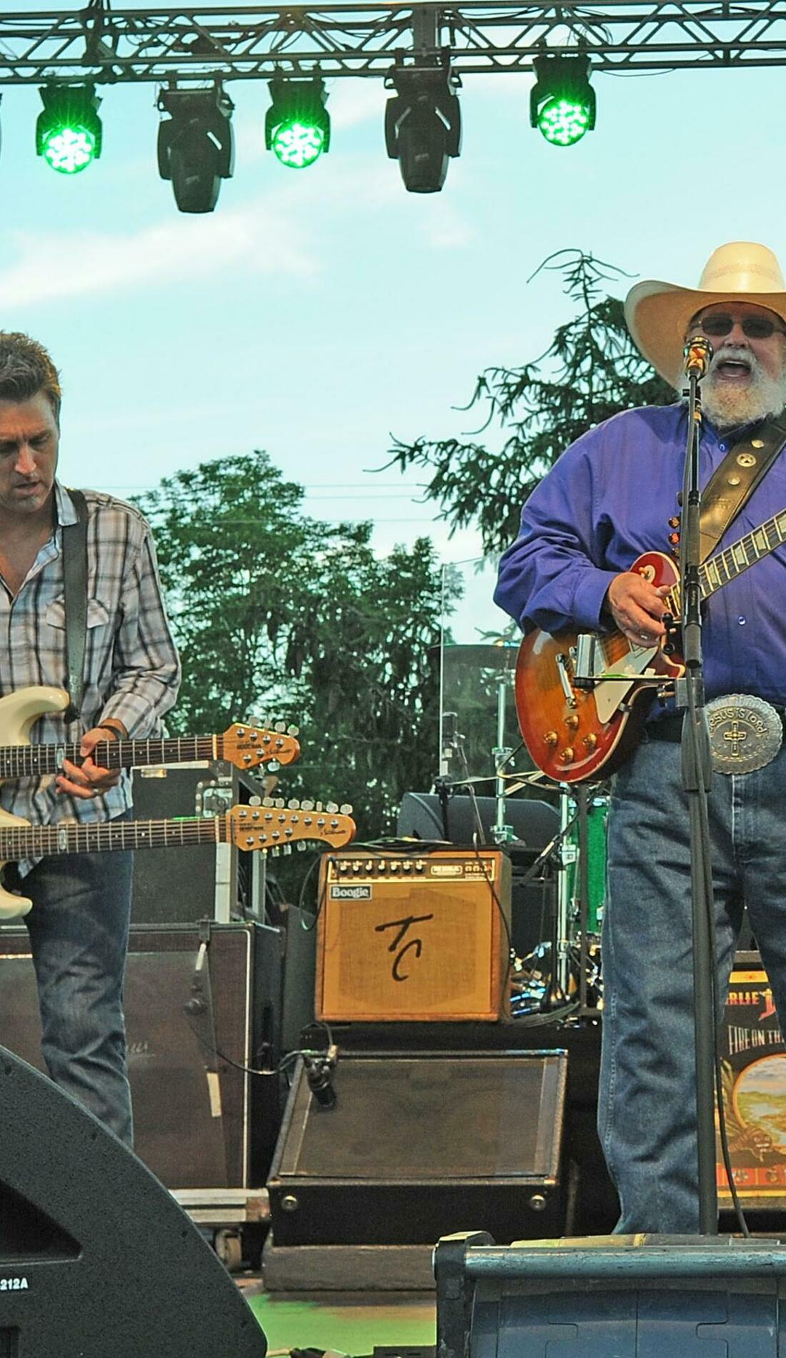 A The Charlie Daniels Band live event