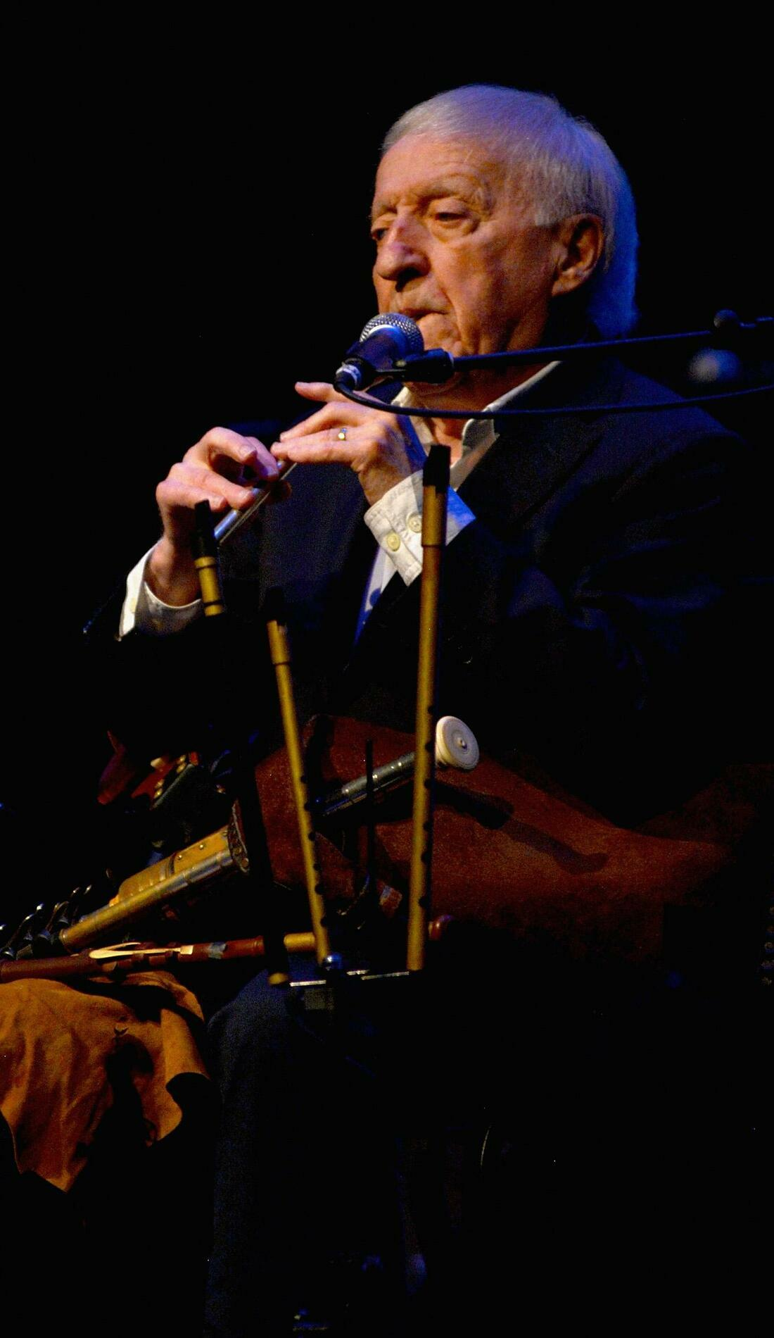 A The Chieftains live event