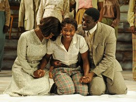 Advertisement - Tickets To The Color Purple