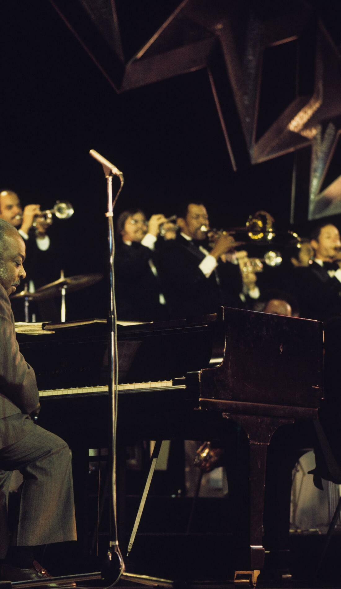 A The Count Basie Orchestra live event