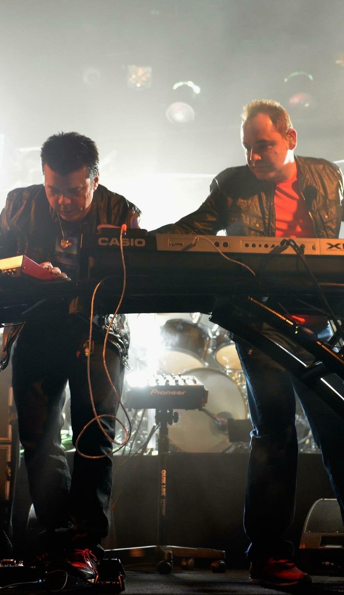 A The Crystal Method live event