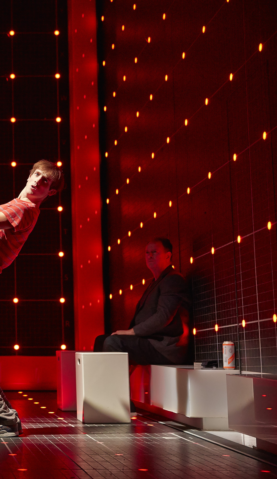 A The Curious Incident of the Dog in the Night-Time live event