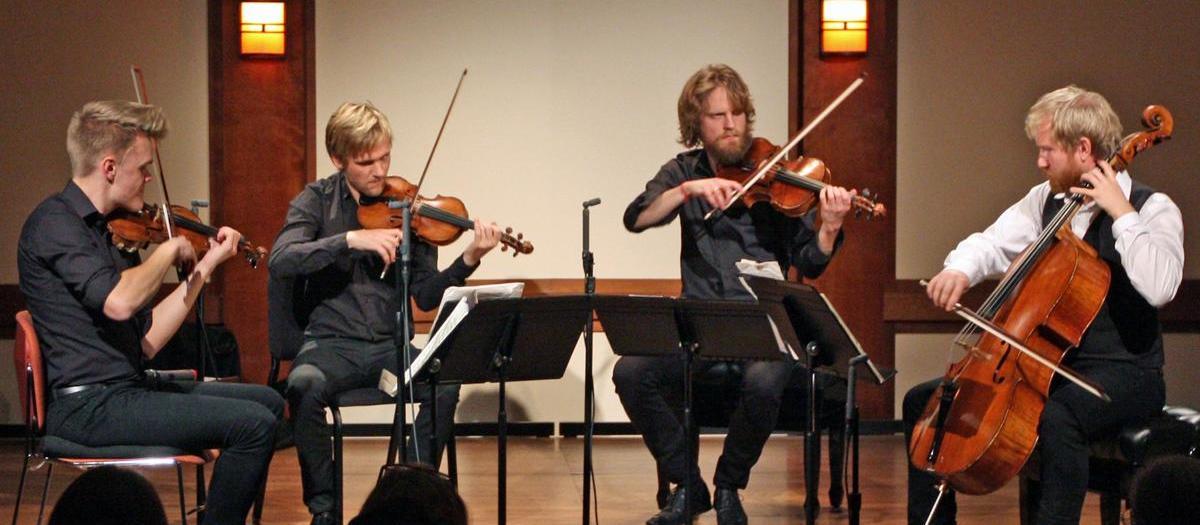 The Danish String Quartet Tickets