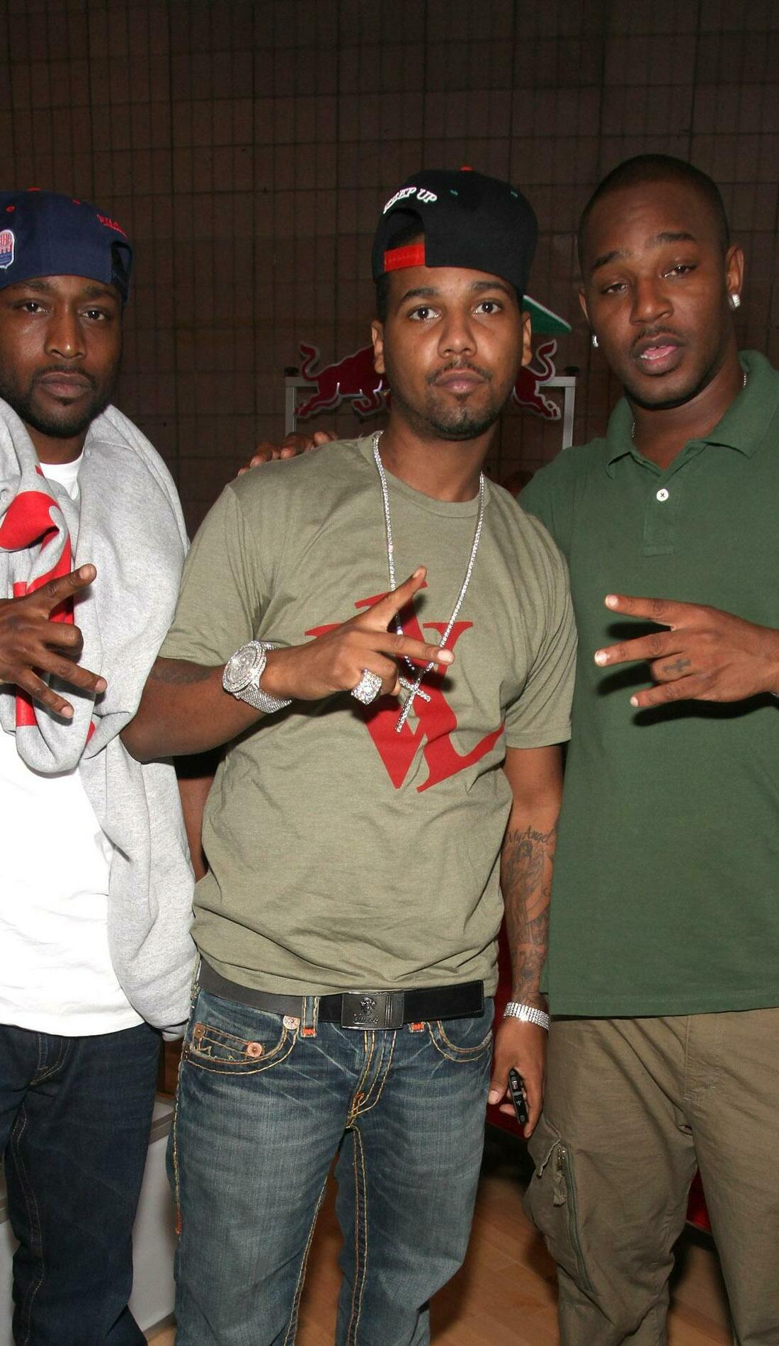 A The Diplomats live event