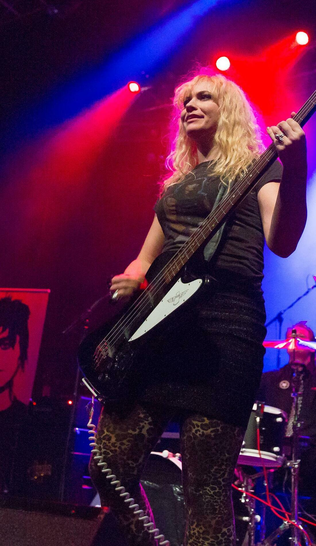 A The Dollyrots live event