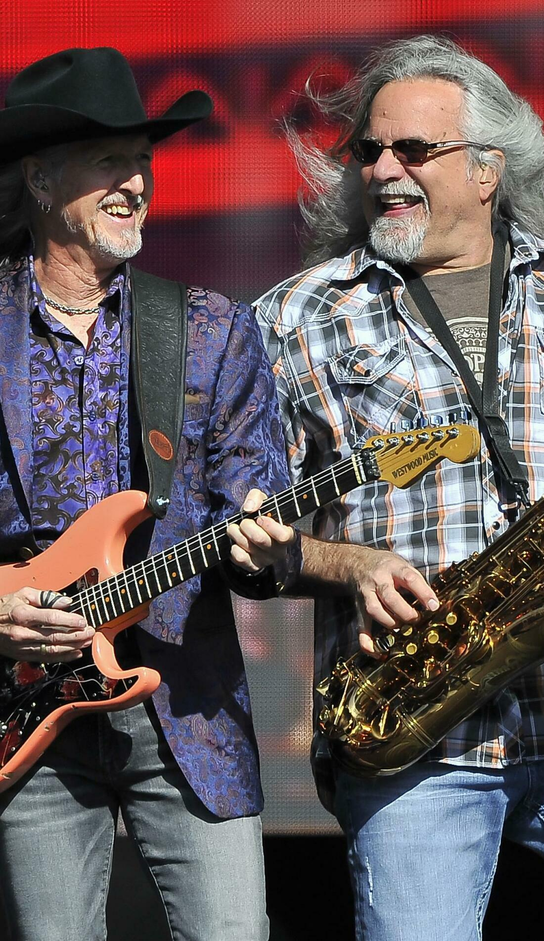 A The Doobie Brothers live event