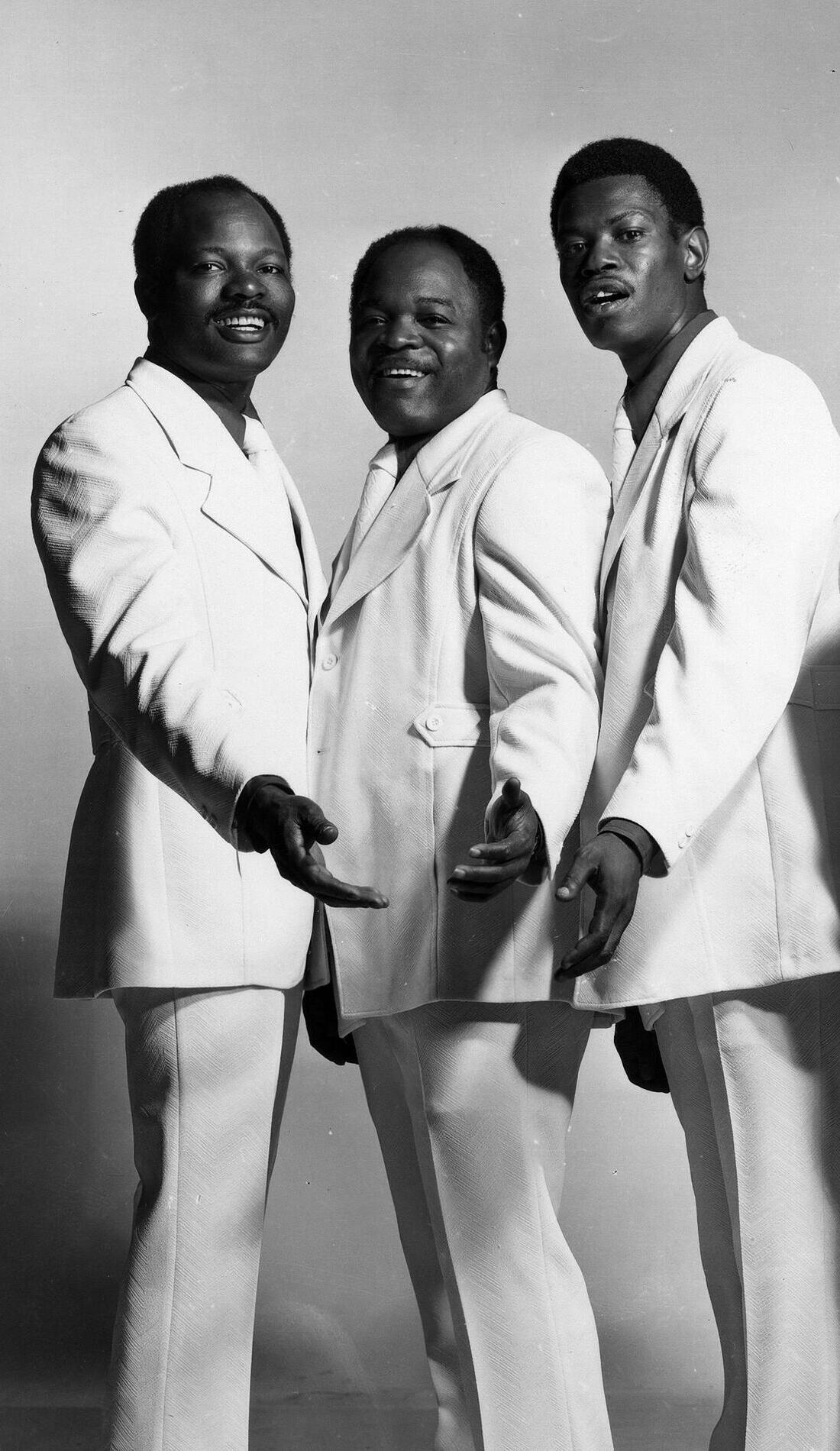 A The Drifters live event