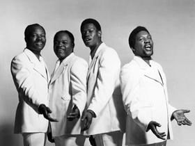 The Drifters with Shirley Alston Reeves