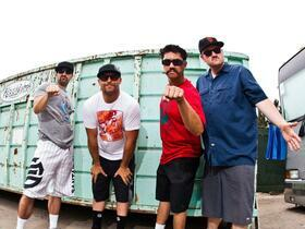 Reggae Rising Music Festival with Mad Caddies, The Expendables, The Supervillains