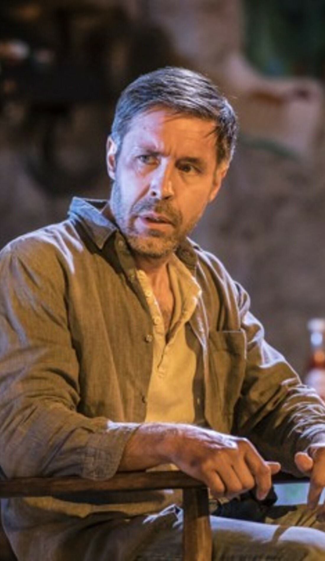 A The Ferryman live event