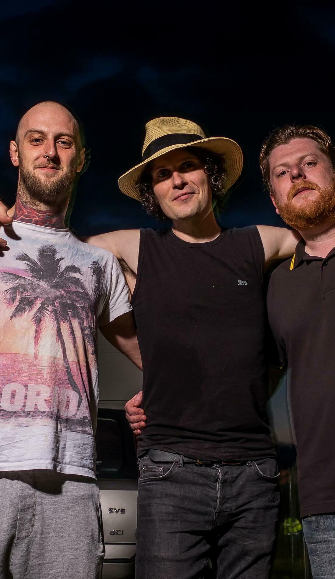 A The Fratellis live event