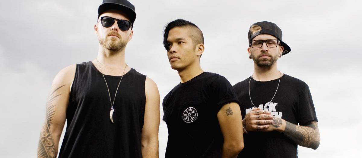The Glitch Mob (18+)