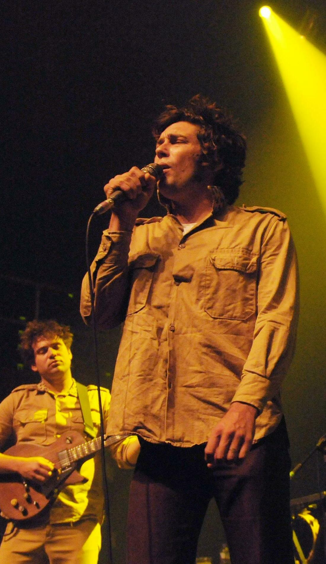 A The Growlers live event