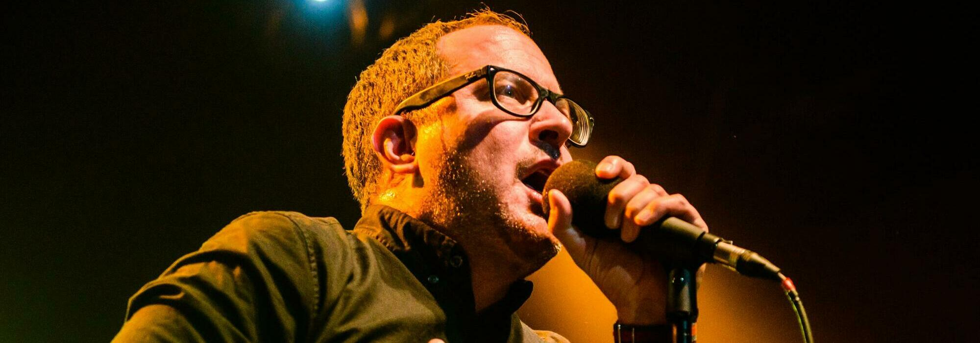 A The Hold Steady live event